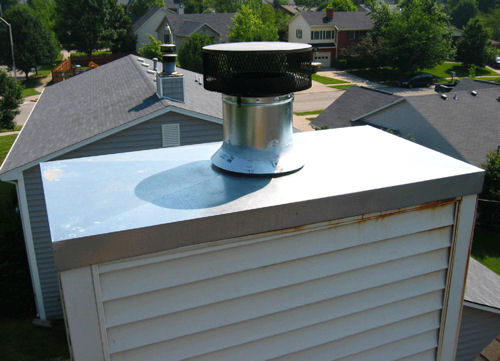After Chase Cover - Indian Summer Chimney Services